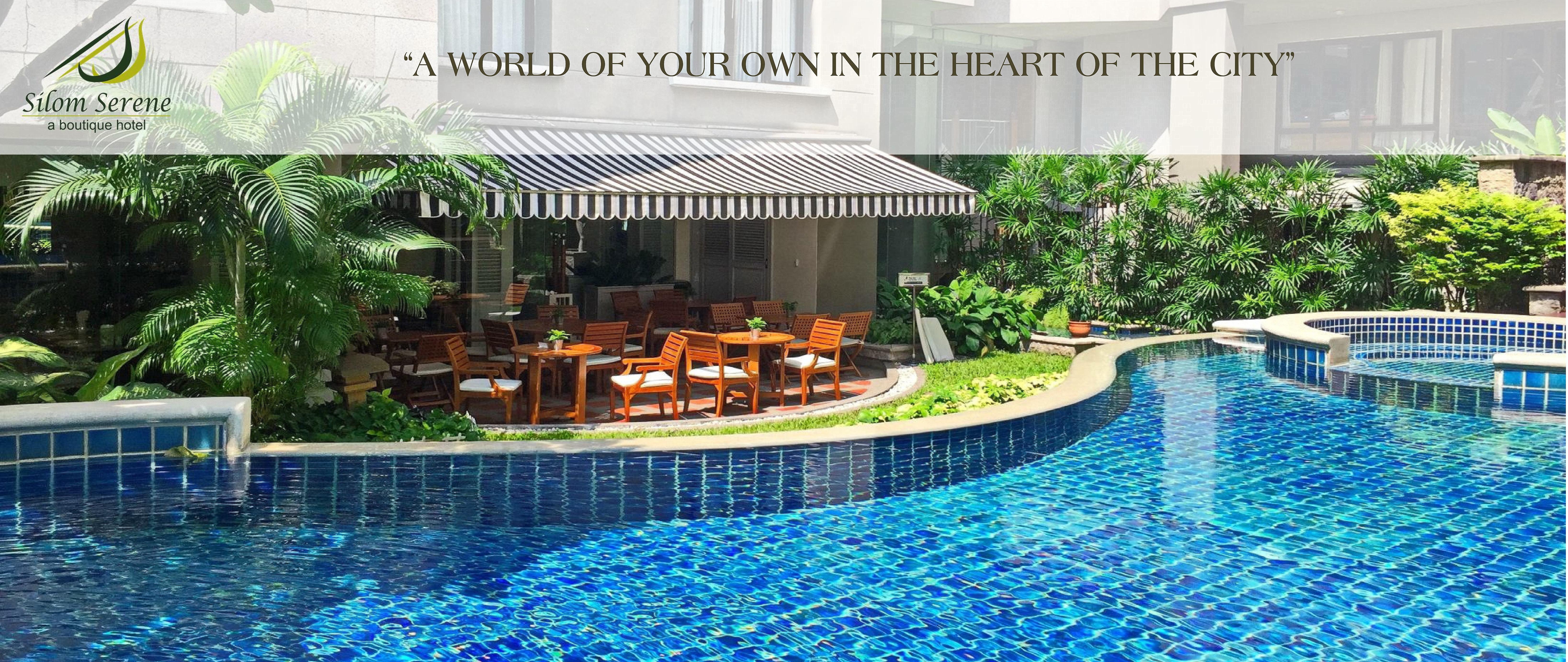 Silom Serene Boutique Hotel Bangkok