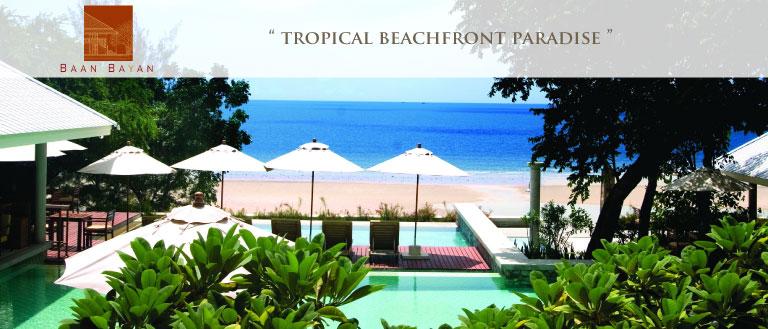 Baan Bayan Beachfront Hotel Hua Hin